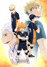 Anime: Haikyu!! To the Top