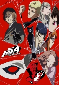 Anime: Persona 5 the Animation: Dark Sun