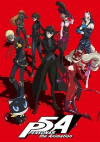 Anime: Persona 5 the Animation Soushuuhen