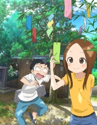 Anime: Karakai Jouzu no Takagi-san 2