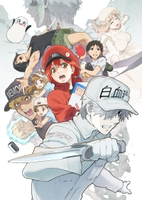 Anime: Cells at Work!!