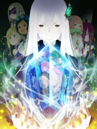 Anime: Re:Zero - Starting Life in Another World Season 2