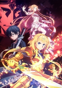 Anime: Sword Art Online: Alicization - War of Underworld