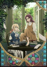 Anime: Violet Evergarden: Eternity and the Auto Memories Doll