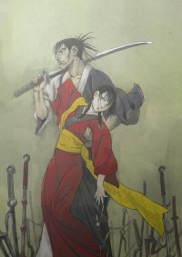 Anime: Blade of the Immortal (2019)