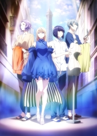 Anime: Smile Down the Runway