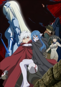 Anime: Is It Wrong to Try to Pick Up Girls in a Dungeon? III