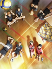 Anime: 2.43 Seiin High School Boys Volleyball Team
