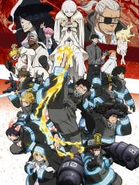 Anime: Fire Force Season 2