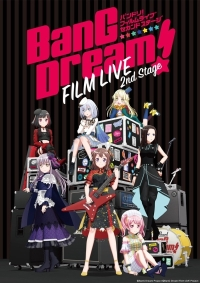 Anime: Bang Dream! Film Live 2nd Stage