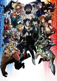 Anime: Boku no Hero Academia 5