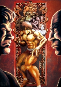 Anime: Baki: The Great Raitai Tournament Saga
