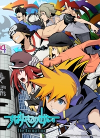 Anime: The World Ends with You: The Animation