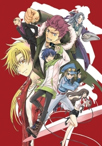 Anime: Cardfight!! Vanguard: OverDress
