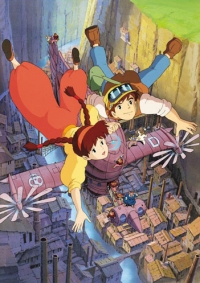 Anime: Laputa: Castle in the Sky