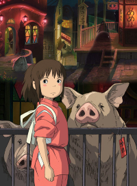 Anime: Spirited Away