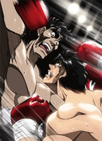 Anime: Fighting Spirit: Mashiba vs Kimura