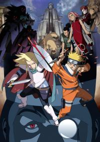 Anime: Naruto the Movie: Legend of the Stone of Gelel