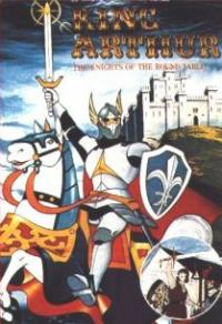 Anime: King Arthur & the Knights of the Round Table