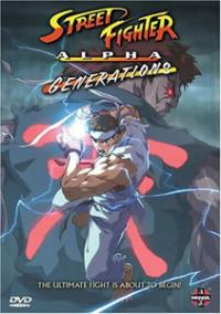 Anime: Street Fighter Alpha: Generations