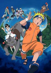 Anime: Naruto the Movie: Guardians of the Crescent Moon Kingdom