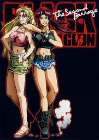 Anime: Black Lagoon: The Second Barrage