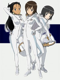 Anime: Rocket Girls