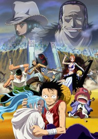Anime: One Piece: The Desert Princess and the Pirates - Adventures in Alabasta