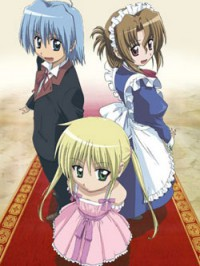 Anime: Hayate the Combat Butler!