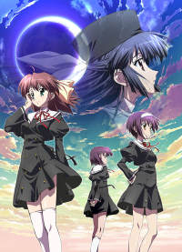Anime: ef: a tale of memories.