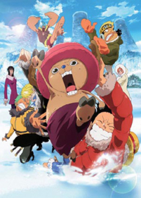 Anime: One Piece: Episode of Chopper Plus - The Miracle Winter Cherry Blossom