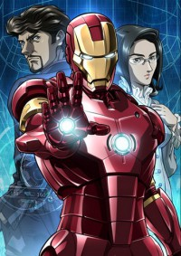 Anime: Iron Man