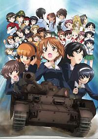 Anime: Girls und Panzer: Der Film