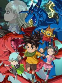 Anime: Blue Dragon: Trials of the Seven Shadows