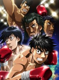Anime: Hajime no Ippo: The Fighting! - New Challenger