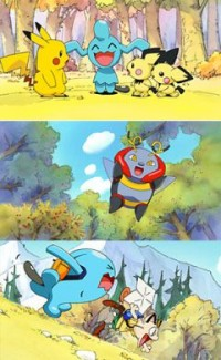 Anime: Camp Pikachu
