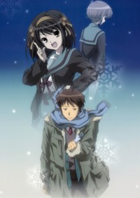Anime: The Disappearance of Haruhi Suzumiya