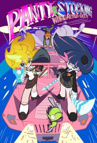 Anime: Panty & Stocking with Garterbelt