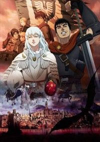 Anime: Berserk: The Golden Age Arc