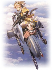 Anime: Last Exile: Fam, the Silver Wing