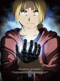 Anime: Fullmetal Alchemist: Brotherhood - OVA Collection