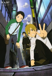 Anime: Durarara!!: World at Peace