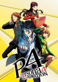 Anime: Persona 4: The Animation