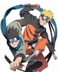 Anime: Naruto Shippuden: Chunin exam on fire! Naruto vs. Konohamaru!