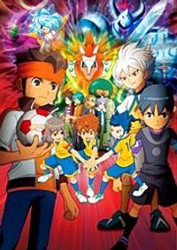 Anime: Gekijouban Inazuma Eleven GO: Kyuukyoku no Kizuna Gryphon