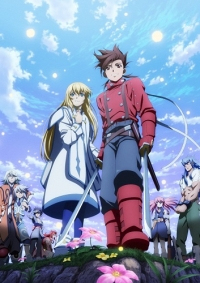 Anime: Tales of Symphonia The Animation: Sekai Tougou Hen