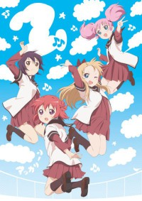 Anime: Yuruyuri: Happy Go Lily Season 2