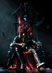 Anime: Harlock: Space Pirate