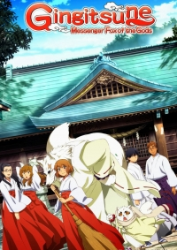 Anime: Gingitsune: Messenger Fox of the Gods
