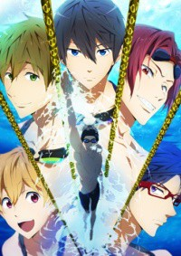 Anime: Free!: Iwatobi Swim Club